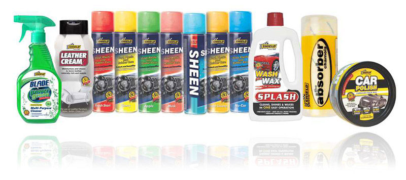 Car Care Supplies Auto Detailing Products Shield Chemicals